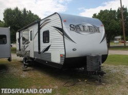 Used 2014  Forest River Salem 27RKSS by Forest River from Ted's RV Land in Paynesville, MN