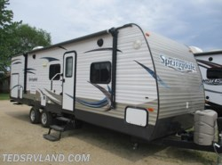 Used 2014  Keystone Springdale 295RBSSR by Keystone from Ted's RV Land in Paynesville, MN