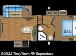 New 2017  Jayco Eagle HT 24.5CKTS by Jayco from TerryTown RV Superstore in Grand Rapids, MI