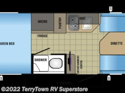 New 2017  Jayco Hummingbird 16FD by Jayco from TerryTown RV Superstore in Grand Rapids, MI