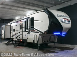 New 2017  Forest River Sandpiper 365SAQB by Forest River from TerryTown RV Superstore in Grand Rapids, MI