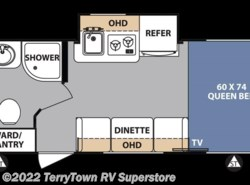 New 2017  Forest River R-Pod 180 by Forest River from TerryTown RV Superstore in Grand Rapids, MI
