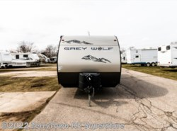 Used 2015  Forest River Grey Wolf 26BH