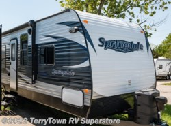 Used 2016  Keystone Springdale 293 by Keystone from TerryTown RV Superstore in Grand Rapids, MI