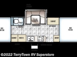 New 2017  Forest River Rockwood High Wall HW277 by Forest River from TerryTown RV Superstore in Grand Rapids, MI