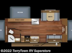 New 2018  Jayco Jay Feather X23F by Jayco from TerryTown RV Superstore in Grand Rapids, MI