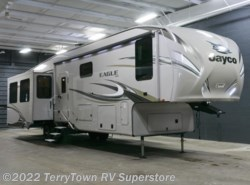 New 2017  Jayco Eagle 355MBQS by Jayco from TerryTown RV Superstore in Grand Rapids, MI
