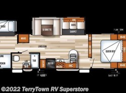 New 2018  Forest River Salem 32BHDS by Forest River from TerryTown RV Superstore in Grand Rapids, MI