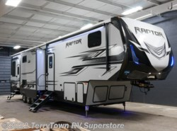 New 2018  Keystone Raptor 424TS by Keystone from TerryTown RV Superstore in Grand Rapids, MI