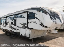 Used 2012  Keystone Raptor 365LEV by Keystone from TerryTown RV Superstore in Grand Rapids, MI