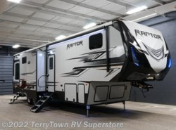 New 2018  Keystone Raptor 362TS by Keystone from TerryTown RV Superstore in Grand Rapids, MI