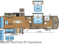 Used 2017  Jayco Pinnacle 36FBTS by Jayco from TerryTown RV Superstore in Grand Rapids, MI