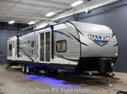 New 2018  Forest River Salem 36BHBS by Forest River from TerryTown RV Superstore in Grand Rapids, MI