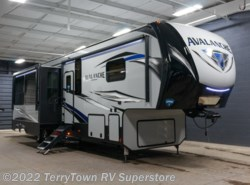 New 2018 Keystone Avalanche 395BH available in Grand Rapids, Michigan