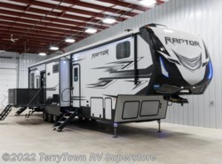 New 2018  Keystone Raptor 428SP by Keystone from TerryTown RV Superstore in Grand Rapids, MI