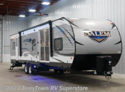 New 2019  Forest River Salem 36BHBS by Forest River from TerryTown RV Superstore in Grand Rapids, MI