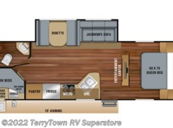 New 2019  Jayco Jay Feather 27BH by Jayco from TerryTown RV Superstore in Grand Rapids, MI