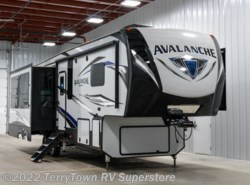 New 2019 Keystone Avalanche 321RS available in Grand Rapids, Michigan
