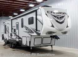 New 2019 Keystone Carbon 337 available in Grand Rapids, Michigan