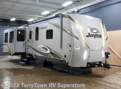 New 2018 Jayco Eagle 338RETS available in Grand Rapids, Michigan