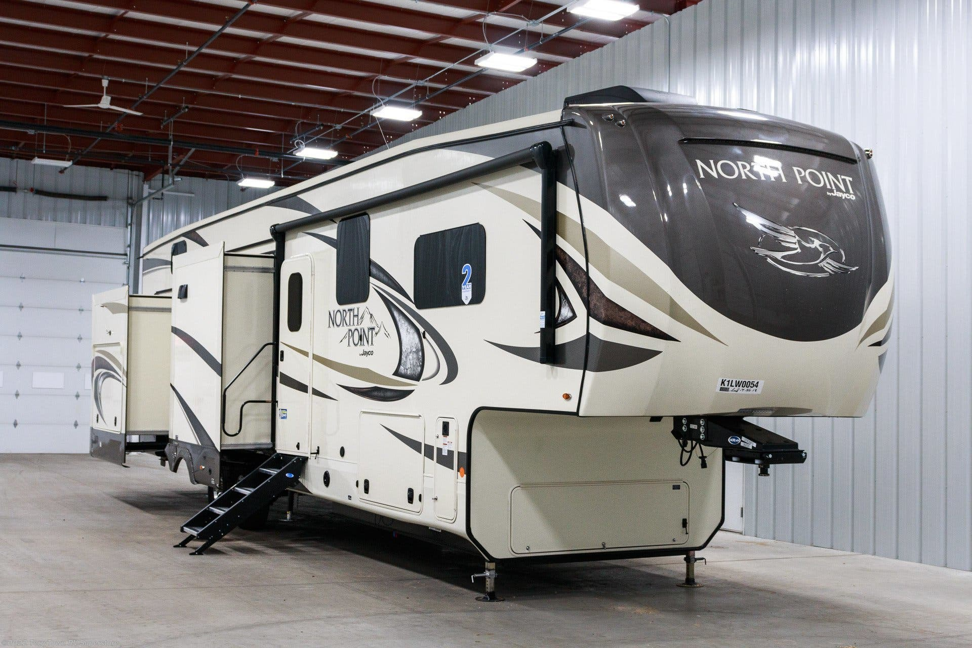 North Point Rv >> 2019 Jayco Rv North Point 379dbfs For Sale In Grand Rapids