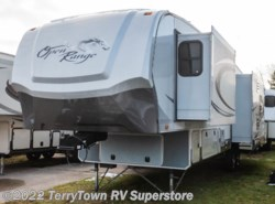 Used 2012 Open Range Open Range 345RLS available in Grand Rapids, Michigan