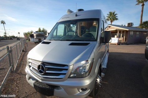 2018 Pleasure-Way Plateau FL Mercedes Diesel Class B