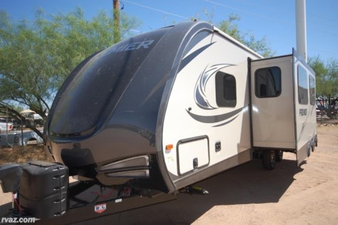 2018 Keystone Bullet 26RBPR Lightweight Luxury Trailer