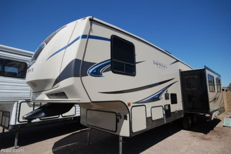 2015 CrossRoads Sunset Trail Reserve SF33RL