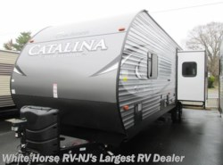 New 2017  Coachmen Catalina 293RLDS Rear Living Room Slide-out by Coachmen from White Horse RV Center in Egg Harbor City, NJ
