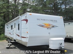 Used 2010  SunnyBrook Sunset Creek 279RB Slide-out with Large Rear Bath by SunnyBrook from White Horse RV Center in Egg Harbor City, NJ