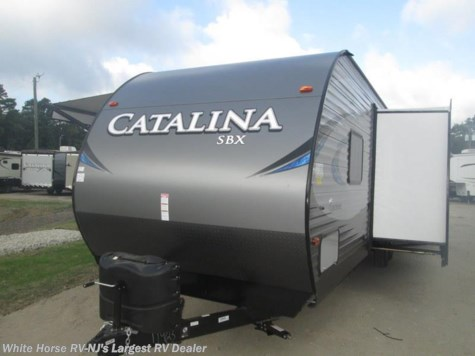 2018 Coachmen Catalina SBX 321BHDSCK 2-BdRM Double Slide Ext Kitchen