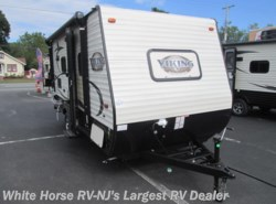 New 2017  Coachmen Viking 17FQ Front Walk-Around Queen, Rear Bath by Coachmen from White Horse RV Center in Egg Harbor City, NJ