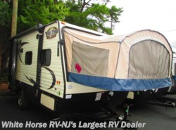 New 2017  Coachmen Viking 16RBD Front & Rear Queen Bed Ends by Coachmen from White Horse RV Center in Egg Harbor City, NJ