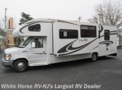 Used 2010  Jayco Greyhawk 31SS Sofa/Bed & Dinette Slide by Jayco from White Horse RV Center in Egg Harbor City, NJ