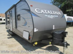 New 2018  Coachmen Catalina Trail Blazer Catalina Trail Blazer 26TH Front Queen Rear Ramp by Coachmen from White Horse RV Center in Egg Harbor City, NJ