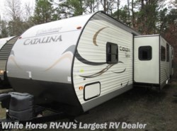 Used 2014  Coachmen Catalina 333BHKS 2-BdRM Triple Slide Bunkhouse by Coachmen from White Horse RV Center in Egg Harbor City, NJ