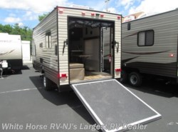 New 2017  Forest River Cherokee Wolf Pup 17RP Front Double & Single Beds Rear Ramp Garage by Forest River from White Horse RV Center in Egg Harbor City, NJ