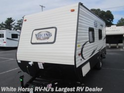 2018 Coachmen Viking 17FQ Front Walk-Around Queen, Rear Bath