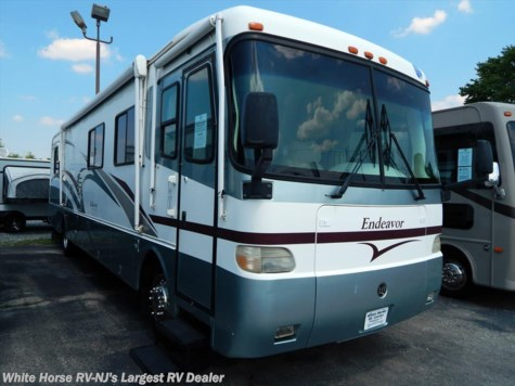 2000 Holiday Rambler Endeavor Diesel Pusher 38CDS Sofa/Galley Slide-out