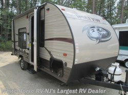 Used 2016  Forest River Wolf Pup 16FQ Front Walk-Around Queen, Rear Bath by Forest River from White Horse RV Center in Egg Harbor City, NJ