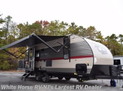 New 2018  Forest River Grey Wolf 19RR Front Queen Rear Garage by Forest River from White Horse RV Center in Egg Harbor City, NJ