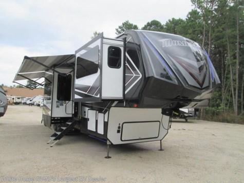 2018 Grand Design Momentum 376TH Five Slider Below Floor 9'0