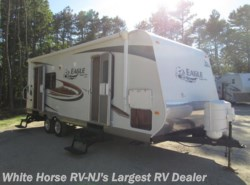 Used 2011  Jayco Eagle Super Lite 256 RKS by Jayco from White Horse RV Center in Egg Harbor City, NJ