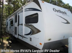Used 2010  Keystone Outback 286FK Front Kitchen Slide-out by Keystone from White Horse RV Center in Egg Harbor City, NJ