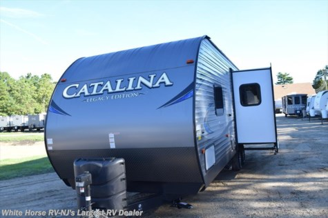 2018 Coachmen Catalina 263RLS Legacy Edition Rear Lounge Slide