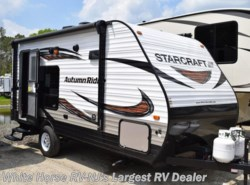 New 2018  Starcraft Autumn Ridge Outfitter 17TH Toy Hauler by Starcraft from White Horse RV Center in Egg Harbor City, NJ