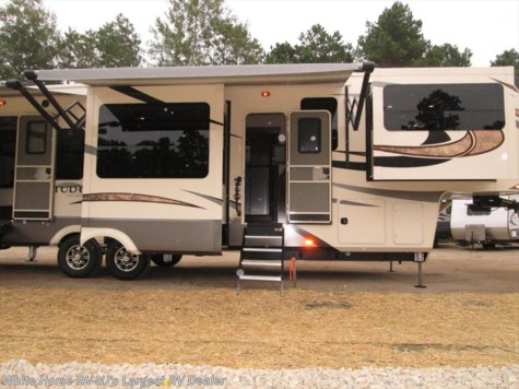 2018 Grand Design Solitude 379FLS