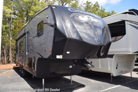 2018 Forest River Cherokee 255RR TOY HAULER
