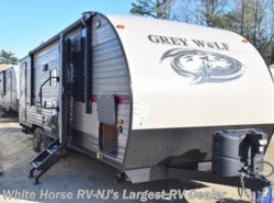 New 2018  Forest River Grey Wolf 26DBH by Forest River from White Horse RV Center in Egg Harbor City, NJ